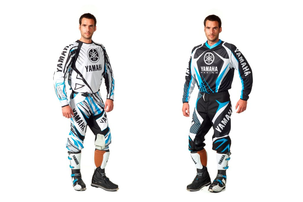 Yamaha Racing Apparel Motocross