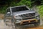 2012-2013MY Mercedes ML Recalled