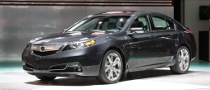 2012 Acura TL Unveiled [Photos & Video]