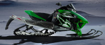 2012 Arctic Cat Snowmobiles Unveiled