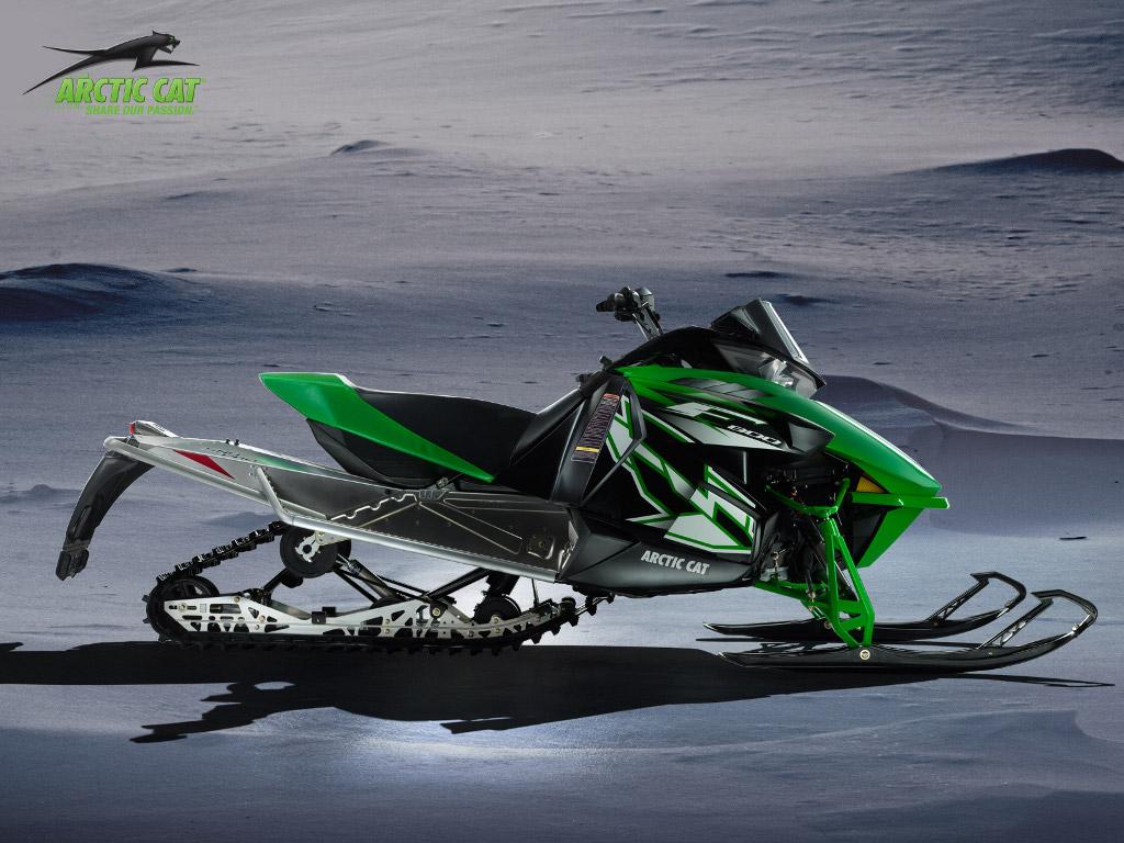 2012 Arctic Cat Snowmobiles Unveiled 32593