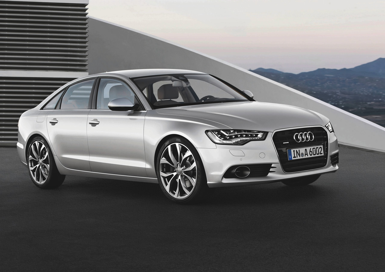 2012 Audi A6 Configurator Comes Online In The Us