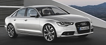2012 Audi A6 Starts at $41,700 for the 2.0-liter 211 HP Version