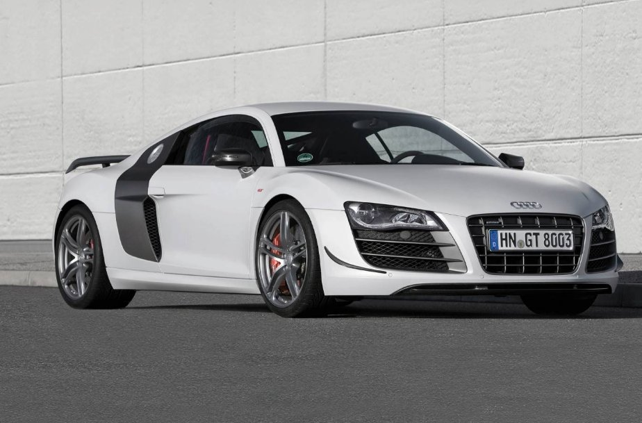 Audi r8 lms for sale