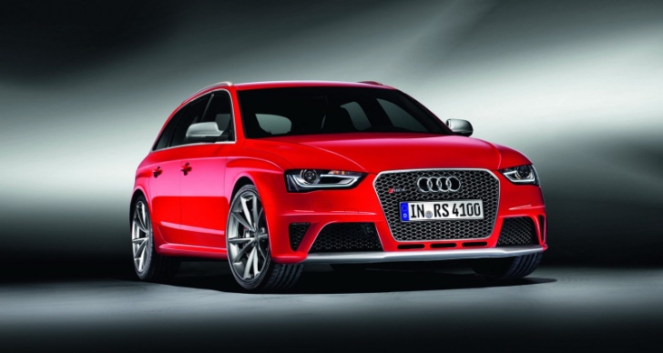 2012 Audi RS4 Avant Specs and Photos