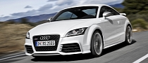 2012 Audi TT-RS Priced at $56,850 in the US