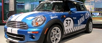 MINI Cooper 2012 B-Spec Race Car Presented