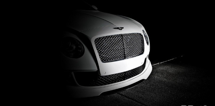 2012 Bentley Continental GT BR-10 by Vorsteiner Teased