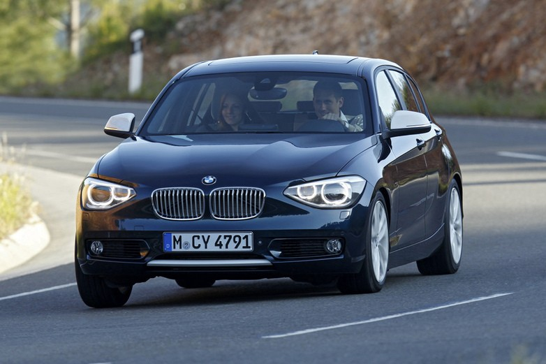 2012 BMW 1-Series Images, Details and Pricing Leaked - autoevolution