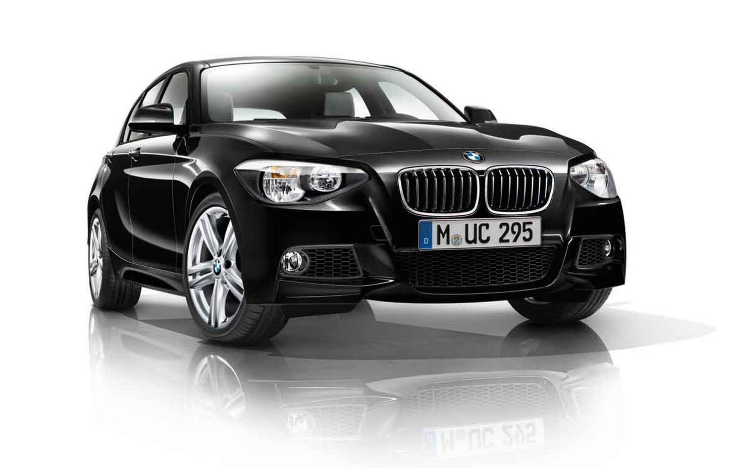 2012 bmw 1 series m sport package first details autoevolution. Black Bedroom Furniture Sets. Home Design Ideas