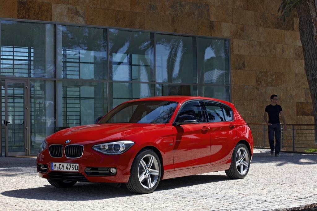 2012 BMW 1-Series Sport Line Detailed [Gallery] - autoevolution