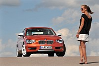 The new BMW 1-Series Urban Line