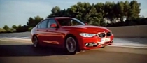2012 BMW 3-Series Commercial: London Olympics [Video]