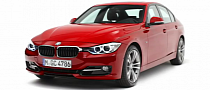 2012 BMW 3-Series F30 First Videos