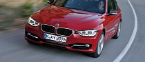 2012 BMW 3-Series F30 UK Pricing Announced