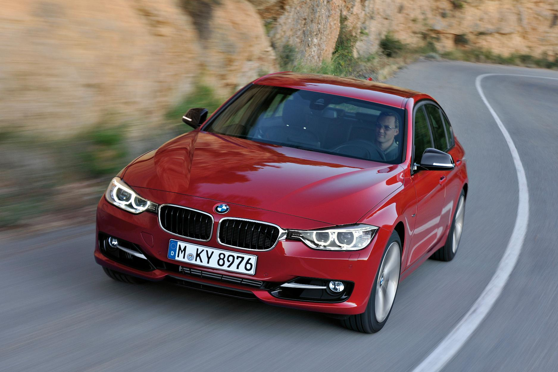 BMW Series F UK Pricing Announced Autoevolution - Bmw 3 series f30