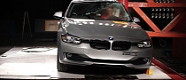 2012 BMW 3-Series Gets Euro NCAP Five-Star Rating [Video]