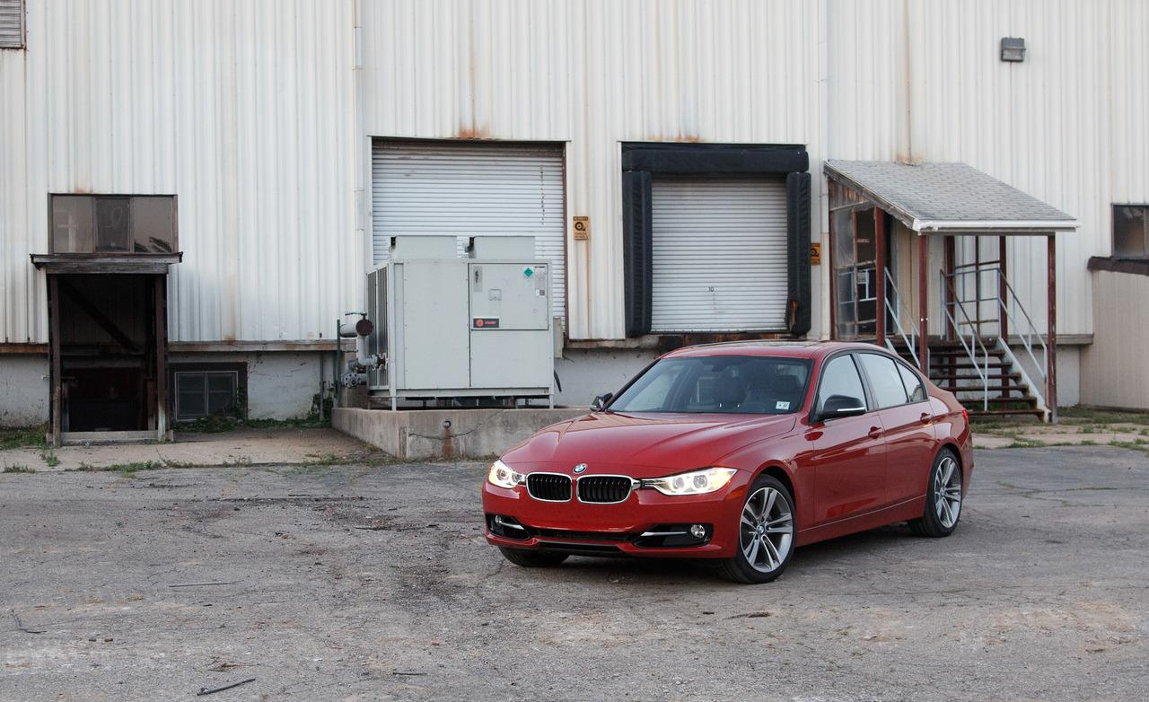 BMW I Sport Line K Miles Review By Car And Driver - 2012 bmw 328i sport
