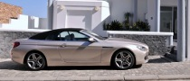 2012 BMW 6 Series Convertible Additional Info & Photos Released