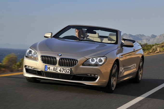 2012 BMW 6 Series Convertible and 318i Coupe UK Pricing Confirmed ...