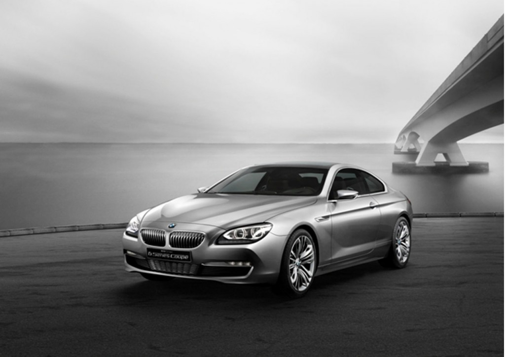 2012 bmw 6 series coupe will debut at shanghai auto show autoevolution. Black Bedroom Furniture Sets. Home Design Ideas