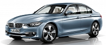 2012 BMW ActiveHybrid 3 Will Debut in Detroit
