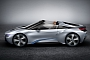 2012 BMW i8 Spyder Concept [Photo Gallery]