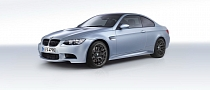 2012 BMW M3 Coupe Competition Edition Limited to the US [Photo Gallery]