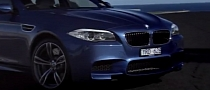 2012 BMW M5 Australia Launch Video