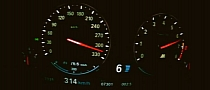 2012 BMW M5 Hits 314 km/h on Video