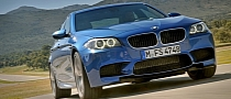 2012 BMW M5 Included to Forza Motorsport 4 LCE