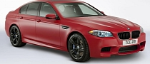 2012 BMW M5 M Performance Edition Details and Pricing [Photo Gallery]