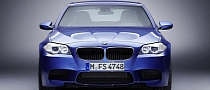 2012 BMW M5 UK Pricing Announced at £73,040