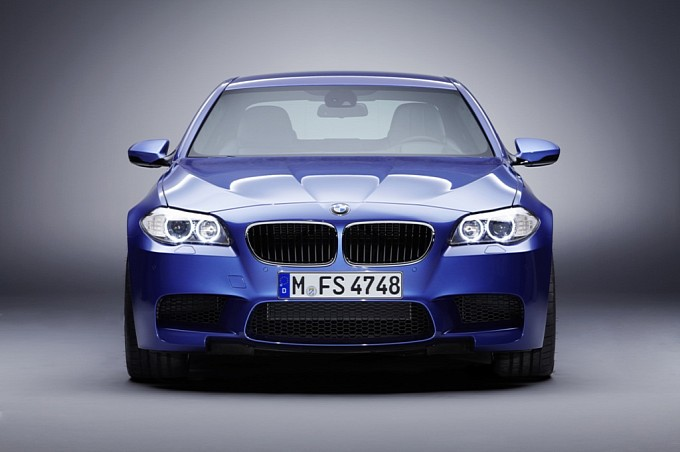 2012 BMW M5 UK Pricing Announced at £73,040 - autoevolution