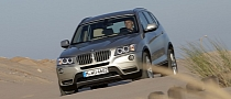 2012 BMW X3 xDrive28i Gets N20 2.0L Turbo