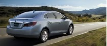 2012 Buick LaCrosse eAssist Is Almost a Hybrid
