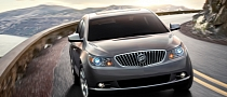 2012 Buick LaCrosse to Arrive With 303 HP V6 This Summer