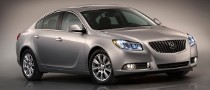 2012 Buick Regal eAssist Hybrid Revealed