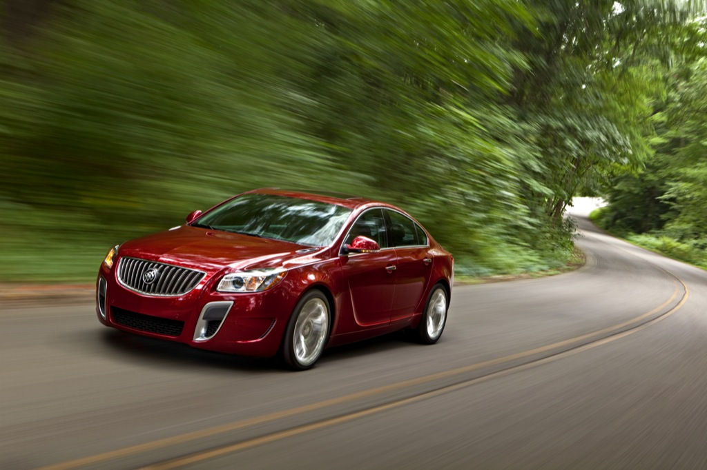 2012 buick regal gs pricing announced autoevolution. Black Bedroom Furniture Sets. Home Design Ideas