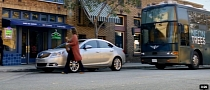 2012 Buick Verano Commercial: Pandora Music Bus [Video]