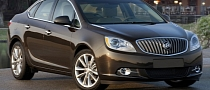 2012 Buick Verano to Start at $23,470