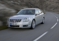 Cadillac BLS might be replaced by a new model in 2012