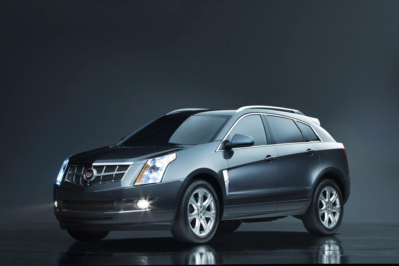 2012 cadillac srx could get 3 6 liter v6 autoevolution. Black Bedroom Furniture Sets. Home Design Ideas