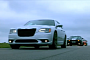 2012 Charger, Challenger, Grand Cherokee SRT8 Act Like Hooligans [Video]