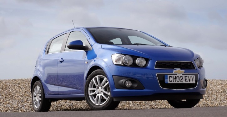 2012 Chevrolet Aveo UK Pricing Announced