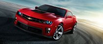 2012 Chevrolet Camaro ZL1 to Be Present at Dallas Auto Show