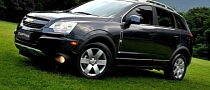 2012 Chevrolet Captiva Sport Recalled