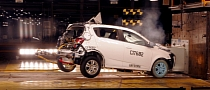 2012 Chevrolet Sonic Named IIHS Top Safety Pick