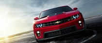 2012 Chevy Camaro ZL1 Coupe Pricing, Performance Figures Announced