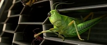 2012 Chevy Sonic (Aveo) Super Bowl Commercial: Bugs on Grill [Video]